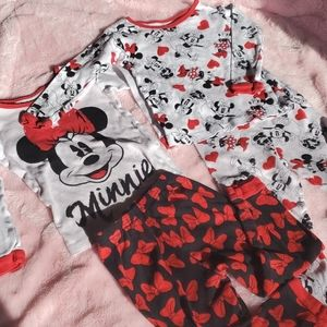 *Bundle *Minnie Mouse Pajamas